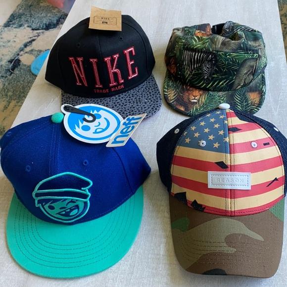 Men's hat bundle deal - great gift!